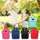 Mummy Maternity Nappy Diaper Bag Large Capacity Baby Nursing Bag Travel Backpack