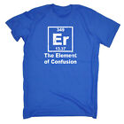 Funny Kids Childrens T-Shirt tee TShirt - The Element Of Confusion