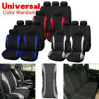 Car Seat Covers 9 Set Full Car Styling Seat Cover for Interior Car Accessories