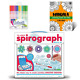 Spirograph Set Deluxe Kit for Kids – Includes Spirograph Deluxe Design Set, in