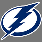 Tampa Bay Lightning NHL Hockey Vinyl Sticker Car Truck Window Decal Laptop Yeti $3.25 USD on eBay