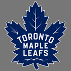 Toronto Maple Leafs NHL Hockey Vinyl Sticker Car Truck Window Decal Laptop Yeti $3.25 USD on eBay