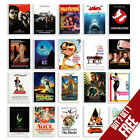 Classic Cult Film Posters, Movie Posters A3 A4 Size Nostalgic Home Cinema Decor £2.99 GBP on eBay