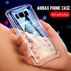 For Samsung Note 8 S8 S9 S10 Plus J4 J6 A8 Silicone Shockproof Phone Case Cover