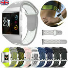 'For Fitbit Ionic Strap Silicone Sports Fitness Replacement Wrist Band Accessory