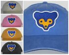 Chicago Cubs Ladies Garment Washed Cap ❇CLASSIC MLB PATCH/LOGO ❇NEW ❇5 Colors on Ebay