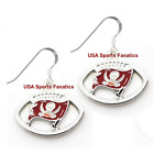 Tampa Bay Buccaneers Football Logo Pendant Earrings With 925 Earring Wires $7.99 USD on eBay