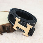 Fashion Casual Children Faux Leather Adjustable Belts For Boys Girls Gift 2018