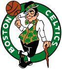 Boston Celtics Vinyl Decal ~ Car Truck Sticker - Wall Graphics, Cornholes on eBay
