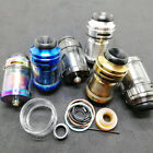 ZEUS X RTA 4.5ML LEAK PROOF VERSION BUBBLE GLASS HIGH QUALITY US IN STOCK