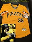 NEW Dave Parker Pittsburgh Pirates Mens 1970s Retro Jersey Bonds Clemente