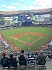 1-2 Seattle Mariners @ Milwaukee Brewers 2019 Tickets 6 26 19 Sec 422 Row 8!