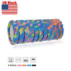 Foam Roller High Density Massage Muscle Therapy Exercise Gym Yoga 13 Inches EVA image