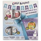 Little Remedies New Baby Essentials Kit    New Moms Gift Set   6 Baby Products F