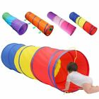 Внешний вид - Toddler Foldable Crawling Toy Tunnel For Kid Children Outdoor Indoor Toy Tube