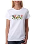 USA Made Bayside T-shirt Blessings Come In Many Ways Flower Shirt Flowers