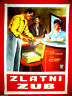 ZLATNIYAT ZAB 1962 GOLD TOOTH GEORGI GEORGIEV STEFAN PEJCHEV EXYU MOVIE POSTER