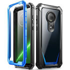 For Moto G7 / G7 Plus BumperShockproofCaseCover|360DegreeProtetive