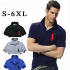 New Mens Polo Shirt Male Short Sleeve Casual Embroidery Polos Men Lapel Jerseys