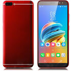 "New 6"" Large Screen 3G GSM Unlocked Android8.1 Quad Core 2SIM Mobile Smart Phone"