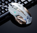 THIS IS IT. Wired Optical Gaming Mouse 6 Buttons 3200DPI LED Lights