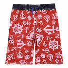 Nautica Toddler Boys' Nick Print Swim Trunks (2T-4T)