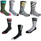 Vision Street Wear Four Pack Various Styles Unisex Cotton Tube Socks