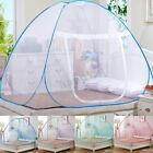 180X200X150cm Mosquito Net Tent Bed Automatic Camping Bedding Canopy Netting New image