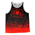 nWo Wolfpack Chalk Line Tank Top <br/> Official eBay store of WWE