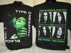 Type O Negative T-Shirt Tee Gothic Metal Band Music Peter Steele New 20 image