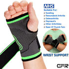 Sports Wrist  Hand Support Strap Tennis Golf Gym Bandage Wrap Pain Relief Band