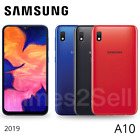 "Samsung Galaxy A10 SM-A105MDS GSM Unlocked 6.2"" 32GB 2GB RAM Black Blue Red"