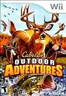 .Wii.' | '.Cabela's Outdoor Adventures.