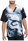 Cherokee Tooniforms Medical Scrubs Star Wars The First Order Top Sz S-XXL NWT $26.95 USD on eBay