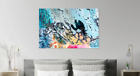 Amazing Abstract Colorful Design Print Home Decor Wall Art Choose Your Size