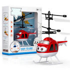 Kids Hand Sensor Mini 360° Rotating Flying Drone Toy LED Light Helicopter Toy US