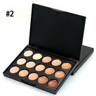 Beauty Face Concealer Cream Long Lasting Palette Soft Cosmetic Makeup Brush Tool