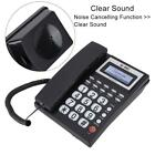 Corded Telephone Phone w/ Caller ID Display Speakerphone Dual-port Extension Set