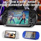 "JXD 16GB 5.1"" 128Bit Built-In 3000 Games Handheld Video Game Console Player"