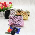 Women's Small Coin Purse Leather Wallet Female Pouch Bag Card Money Clutch Bag