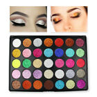 35 Colors Matte Shimmer Beauty Eyeshadow Palette Party Soft Makeup Cosmetic Tool