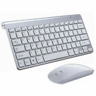 NEW Wireless USB 2.4GHZ Keyboard and Mouse Slim Combo Set for PC Gaming Computer