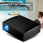 5500 Lumens Full HD 1080P LED LCD 3D HDMI TV Smart Home Theater Projector Cinema