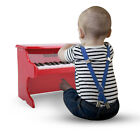 Kids Child Piano 25 Keys Keyboard Toddler Wooden Musical Toy Learn To Play Piano
