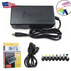 Universal Power Supply Charger for PC Laptop Notebook AC/DC Power Adapter 96W US