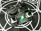 RC CIRCUIT BENT 'SACRED SOUND GEOMETRY' DEVICE - AMBIENT DRONE LOOP SYNTHESISER