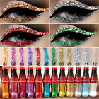 CMAADU Makeup Glitter Eyeliner Liquid Cosmetic Metallic Shiny Eyes Liner Pencil