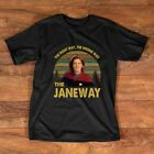 The Janeway The Right Way T-Shirt | Star Trek Voyager T Shirt | Kathryn Janeway  on eBay