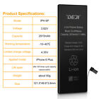 High Capacity Polymer Lithium Ion Phone Battery fr iPhone SE/5/5s/5c/6/6S/7 Plus