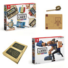 Nintendo LABO Variety kit Toy-Con 01 Robot kit toy-con 02 Switch Japan